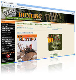Real Hunting Magazine